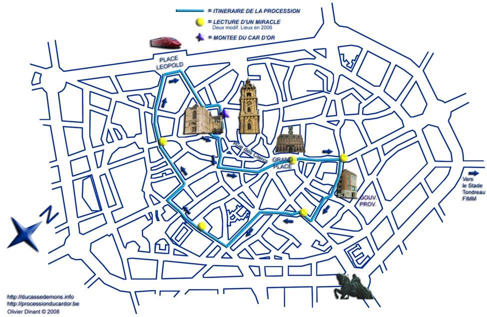 Carte Belgique Mons.Situer Mons Belgium Comment Y Venir Et S Y Retrouver